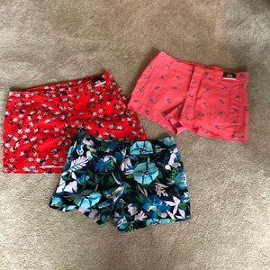 Ladies shorts lot